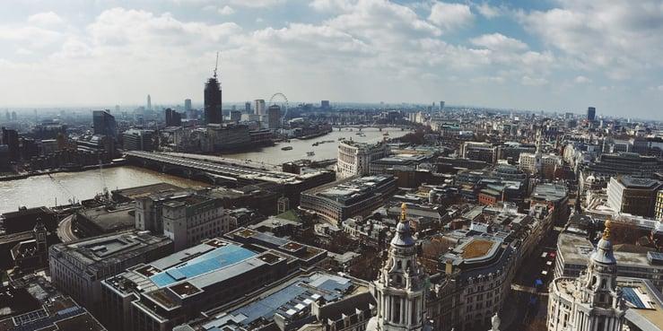 London cityscape-1