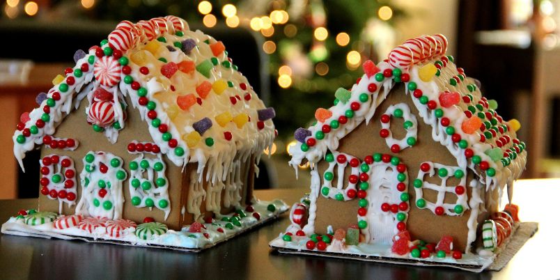 Will Santa be bringing you a new house for Christmas? Unless you were under offer in August, it's unlikely!